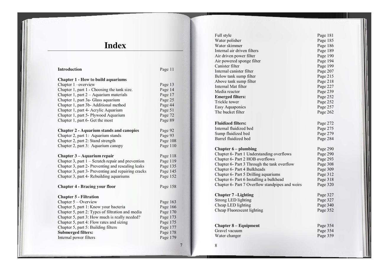 The Ultimate Diy Handbook For The Diy Aquarist